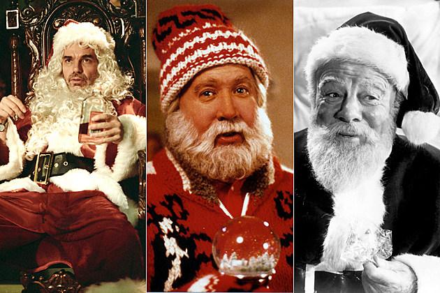 movie Santas